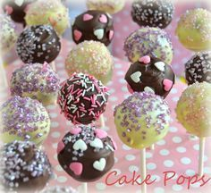 Cake Pops homemade and easy - Cooking Recipes Raspberry Smoothie, Apple Smoothies, Smoothie Prep, Halloween Cake Pops, Fete Halloween, Lollipop Cake, Cupcake Cakes, Sweet Cooking, Easy Cooking