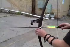 How to Make a 60 lb PVC longbow
