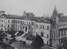 COLÉGIO SANTANA. O colégio pertence a Congregação das irmãs de São José . Atualmente esse prédio não existe mais. Ficaram as Saudades.