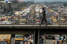 At 21 million people, Lagos has become Africa's largest city. It was only 1.4…