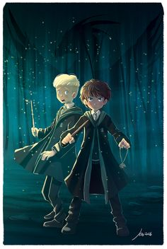 Harry Potter and the Cursed Child (Fanart) on Behance
