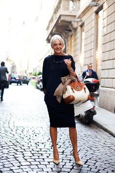 On the Street….. Via Bagutta, Milano « The Sartorialist