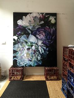 What is Your Painting Style? How do you find your own painting style? What is your painting style? Flower Artwork, Painting Flowers, Flower Paintings, Arte Floral, Artist Painting, Painting Canvas, Botanical Art, Love Art, Painting Inspiration