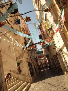 Gaeta - this is how Italy really looks like
