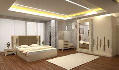 Haliç Yatak Odası  #bed #bedroom #avangarde #modern #pinterest #yildizmobilya #furniture #room #home #ev #young #decoration #moda      http://www.yildizmobilya.com.tr/