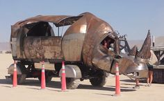 The Many Faces of a Burning Man 'Mutant Vehicle' - Core77