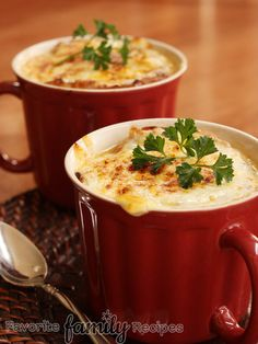 French Onion Soup on MyRecipeMagic.com