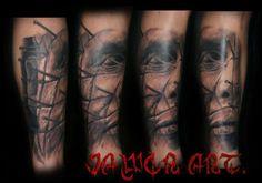 Jawor Art | Festiwal tatuażu Cropp Tattoo Konwent we Wrocławiu Cropp Tattoo Convention Wrocław #Tattoo #Ink #Poland #tatuaz #festiwal #Muzyka #music #inked #colortattoo