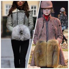 Full Circle #fur #muff #monclerblanc #fall2015 #flatmuff #equestrian #style #tweed #handwarmer #ridinghelmet #streetstyle #barrelmuff #fluffy #puff #powderpuff #keepitchic #globalstyle #furstyle #manoswartz #est1889