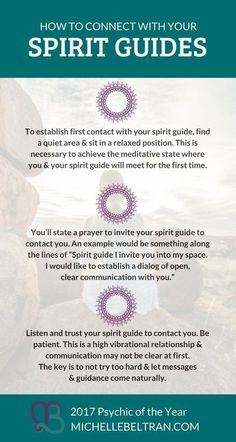Psychic medium explains how to learn how to connect with your Spirit Guide for psychic development training and guidance. Spiritual Guidance, Spiritual Life, Spiritual Awakening, Spiritual Psychology, Angel Guidance, Spiritual Health, Spiritual Practices, Spiritual Growth, Psychic Development