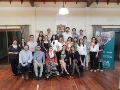 Reunión con graduados de la Facultad de Psicología y Psicopedagogía 2016
