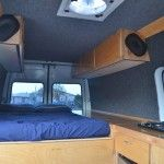 If you enjoy some of the comforts of home while exploring the great outdoors, camper vans offer an economical and dependable way to be comfortable and reach your destination with ease. Whether new or used, Class B camper vans are… Continue Reading → Sprinter Camper, Mercedes Sprinter, Benz Sprinter, Van Conversion Interior, Camper Van Conversion Diy, Camper Beds, Diy Camper, Truck Camper, Diy Interior