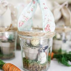 Easy easter hostess gift ideas easter easy and gift easter is so fun to make projects for because i love all the pretty pastel colors negle Choice Image