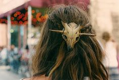this would look awesome with my hair!