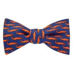 Gators Bow Tie