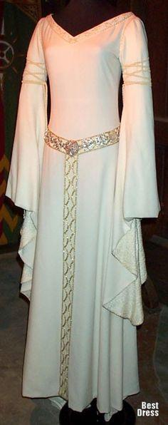 Средневековое платье: блио