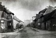 Slik skal det bli mer liv i Kvadraturen Oslo, Building Front, Old Pictures, Norway, Museum, In This Moment, History, Modern, Pictures