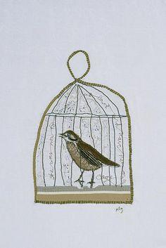 birdcage by pennyleavergreen, via Flickr