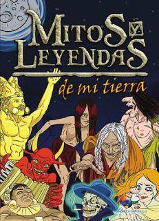 Libro de Mitos y Leyendas - Ideal para Trabajar Lecto Escritura