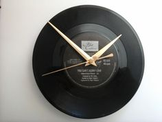 """Phil Collins- you can't hurry love    7"""" vinyl record clock  £7.99"""