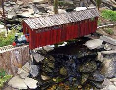 Bridges to all follwers this is a railroad garden bridge size only for G Scale very small  NOT A REAL BRIDGE