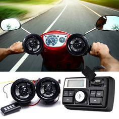 NEW Motorcycle Speakers Handlebar Audio System FM Radio Motorcycle FM Audio MP3 Speaker Audio System Alarm Motorbike Anti-Theft     Buy at -> https://salecurrents.com/new-motorcycle-speakers-handlebar-audio-system-fm-radio-motorcycle-fm-audio-mp3-speaker-audio-system-alarm-motorbike-anti-theft/ For 59.90 USD    For More Items Visit www.salecurrents.com    FREE Shipping Worldwide!!!