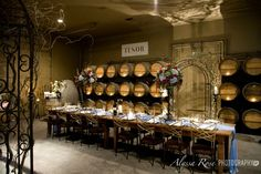 Matthews Estate in Woodinville Wine Country during Weddings in Woodinville wine wedding tour