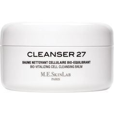 Cosmetics 27 Cleanser 27 ($85) ❤ liked on Polyvore featuring beauty products, skincare, face care, face cleansers, fillers, beauty, makeup, white, exfoliating face wash and exfoliating facial cleanser