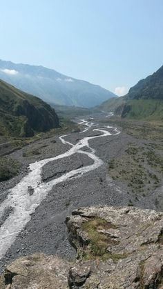 Darieli Gorge / Kazbegi First Night, Country Roads, River, Outdoor, Outdoors, Outdoor Games, The Great Outdoors, Rivers