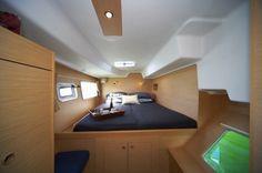 Lagoon 380 Master Cabin