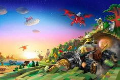 Lego Worlds started off as a beta on Steam in mid-2015 and is now available on the Sony PlayStation 4 and Xbox One. It is also reported to be making its way to the Nintendo Switch platform.. Read more at straitstimes.com.
