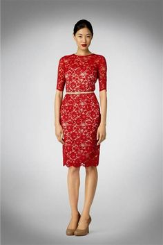 fbef3b8f184d4 12 Best Chinese dress designs images | Red lace dresses, Chinese ...