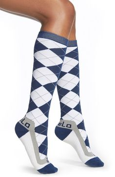 FiveLo 'Dallas' Argyle Socks available at #Nordstrom
