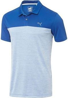 PUMA Tailored Platform Golf Polo Shirt