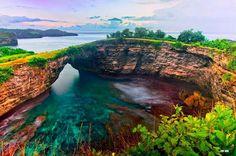 Nusa Penida - pasih uug - Bali Indonesia
