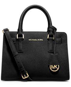 MICHAEL Michael Kors Dillon Small Satchel | macys.com