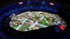 Maracanã Olimpíada 2016Vista do alto... Maracanã - RJ - 2016... A abertura da 31ª Olimpíada da Nova Era.