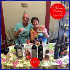 Un piacevole sabato pomeriggio trascorso con questi simpatici signori olandesi, ai quali auguriamo un buon viaggio di ritorno! Wine Tasting Experience, Italia