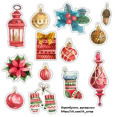 Скрапбукинг, рукоделие Christmas Doodles, Christmas Drawing, Christmas Mood, Christmas Clipart, Christmas Stickers, Christmas Printables, Christmas Crafts, Printable Designs, Printable Stickers