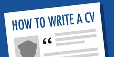 Welcome To Charles Okuku's Blog: How to write a successful CV.