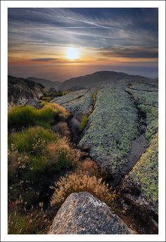 Lugares que quero ir... Serra da Estrela - Portugal