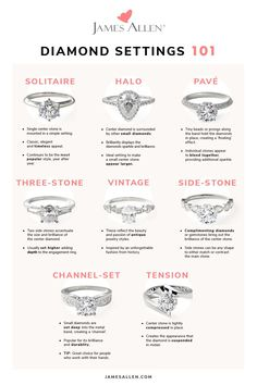 THE SMART WAY TO BUY DIAMONDS A certificate tells a small part of the story, but seeing a loose diamond in superzoom lets you really get to know your diamond. Design your engagement ring with the perfect loose diamond. Design Your Engagement Ring, Dream Engagement Rings, Wedding Engagement, Wedding Bands, Wedding Ring, Wedding Goals, Fall Wedding, Our Wedding, Wedding Planning