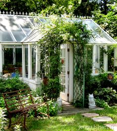 All sizes | Greenhouse arbor | Flickr - Photo Sharing!