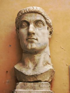 """Wikipedia quote: """"Constantine I enacts various laws regarding the Jews: Jews are not allowed to own Christian slaves or to circumcise their slaves. Conversion of Christians to Judaism is outlawed. Congregations for religious services are restricted, but Jews are also allowed to enter the restituted Jerusalem on the anniversary of the Temple's destruction."""" http://en.wikipedia.org/wiki/Timeline_of_antisemitism#cite_note-5"""