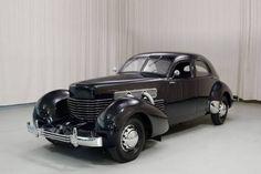 1937 Cord 812 Custom Beverly Sedan - Hyman Ltd. Auburn, Cord Car, Automobile, Ride 2, Collector Cars For Sale, Automotive Art, Unique Cars, Limousine, Cars And Motorcycles