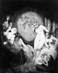 Norman Lindsay.  To see & read more visit my Art Blog http://beautifulbizzzzarre.blogspot.com.au/ or follow me on Facebook http://www.facebook.com/beautifulbizzzzarre?ref=tn_tnmn <3