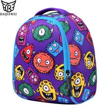 5e1e4317d8c4 Quality Waterproof School Bags Blue cooler Monsters Kids Backpack Cartoon  Animal Children School Bags For Boys Toddler Baby Bag(China)