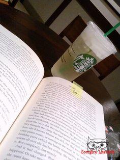 Nada bate café com livro