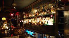 By the Bar At The Vault At Pfaffs