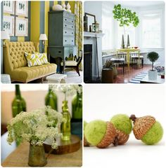 2012 Fall Color Trends and How to Use them in Your Home